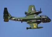 N134GM - Private Grumman OV-1D Mohawk aircraft
