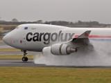 LX-FCV - Cargolux Boeing 747-400F, ERF aircraft