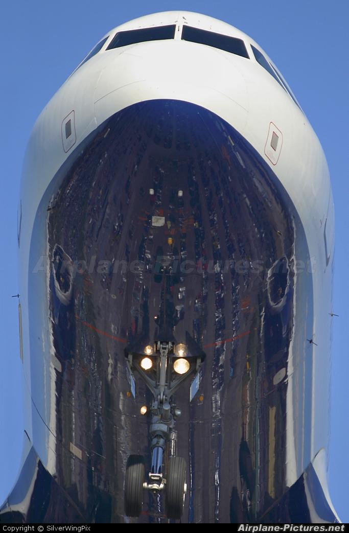 British Airways G-EUUO aircraft at London - Heathrow
