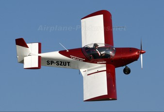 SP-SZUT - Private Zenith - Zenair CH 601 Zodiac