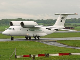 ES-NOI - Atlantic Airlines Antonov An-72