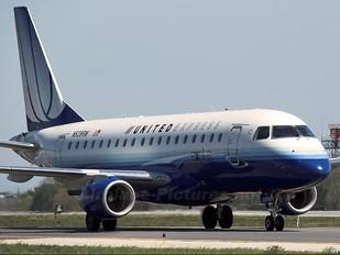 N639RW - United Express Embraer ERJ-170 (170-100)