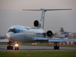 RA-85641 - Aeroflot Tupolev Tu-154M