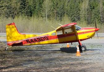 N43309 - Private Cessna 185 Skywagon