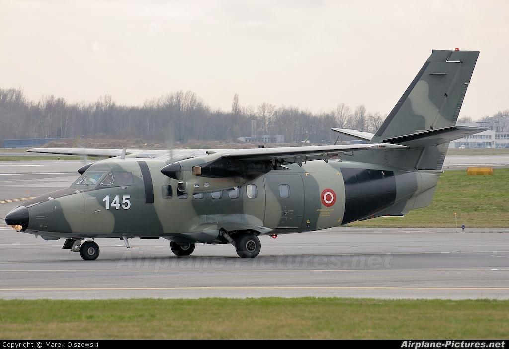 Latvia - Air Force 145 aircraft at Warsaw - Frederic Chopin