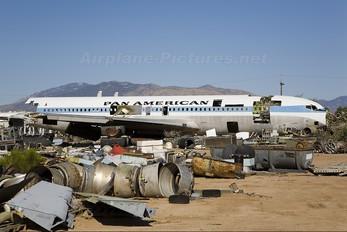 - - Pan Am Boeing 707