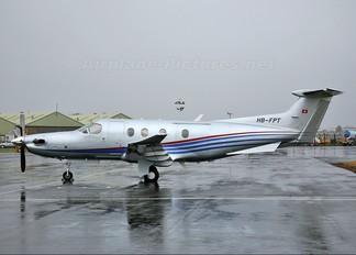 HB-FPT - Pilatus Pilatus PC-12