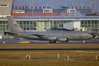 62-3533 - USA - Air Force Boeing KC-135R Stratotanker