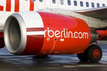 - - Air Berlin Boeing 737-800