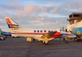 G-OEST - Eastern Airways Scottish Aviation Jetstream 32