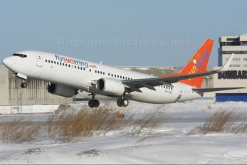 PH-HZL - Sunwing Airlines Boeing 737-800