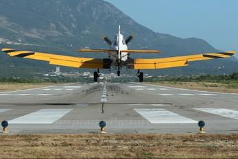 4O-BRS - Vatrogasci Airport Tivat PZL M-18B Dromader
