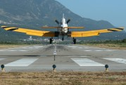 4O-BRS - Vatrogasci Airport Tivat PZL M-18B Dromader aircraft