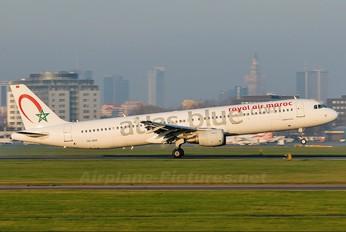 CN-RNX - Atlas Blue Airbus A321