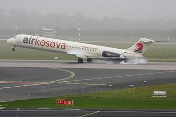 S5-ACC - Air Kosova McDonnell Douglas MD-82