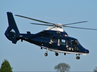 ZJ780 - British Army Aerospatiale AS365 Dauphin II