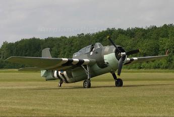 F-AZJA - Private Grumman TBM-3 Avenger