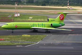 RA-85652 - S7 Airlines Tupolev Tu-154M