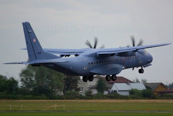 019 - Poland - Air Force Casa C-295M