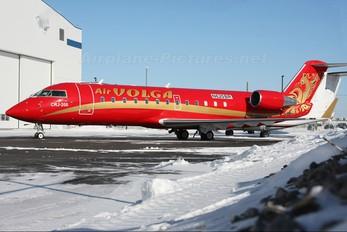 N620BR - Air Volga Canadair CL-600 CRJ-200