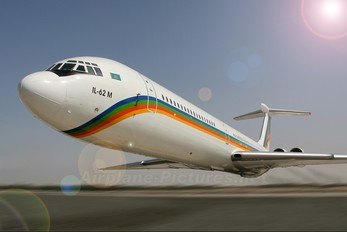 UN-86505 - Kokshetau Airlines Ilyushin Il-62 (all models)