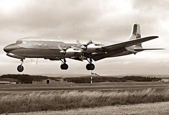 N996DM - The Flying Bulls Douglas DC-6B