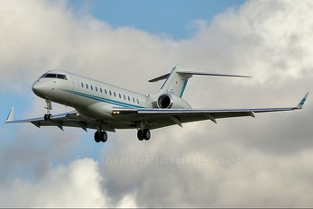 D-AKAZ - ACM Air Charter Bombardier BD-700 Global Express