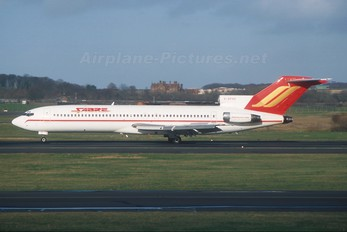 G-BPND - Sabre Airlines Boeing 727-200F (Adv)