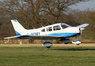 G-BOMY - Private Piper PA-28 Warrior