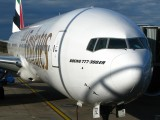 A6-EBZ - Emirates Airlines Boeing 777-300ER aircraft