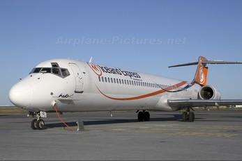 HB-JID - Iceland Express McDonnell Douglas MD-90