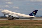 HZ-AIB - Saudi Arabian Airlines Boeing 747-100 aircraft