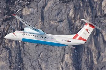 OE-LTG - Austrian Airlines/Arrows/Tyrolean de Havilland Canada DHC-8-300Q Dash 8