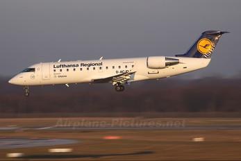 D-ACJD - Lufthansa Regional - CityLine Canadair CL-600 CRJ-200