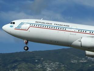 F-RAJA - France - Air Force Airbus A340-200