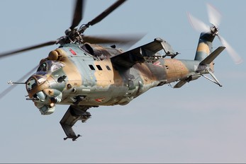 713 - Hungary - Air Force Mil Mi-24V