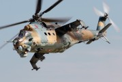 713 - Hungary - Air Force Mil Mi-24V aircraft