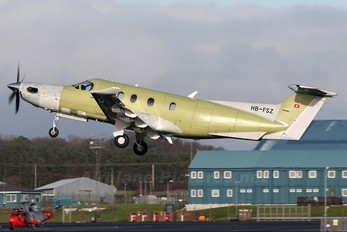 HB-FSZ - Private Pilatus PC-12
