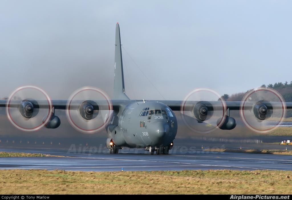 Canada - Air Force 130308 aircraft at Prestwick