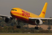 OO-DLV - DHL Cargo Airbus A300F aircraft