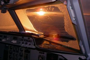 PH-DMS - Denim Air Fokker 50