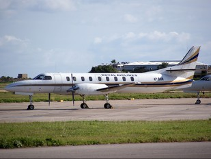 AP-BHK - Royal Airlines Fairchild C-26D Metro