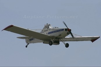 C-FGDA - Private Piper PA-25 Pawnee
