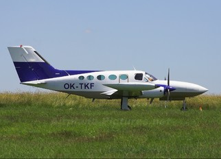 OK-TKF - Private Cessna 421 Golden Eagle