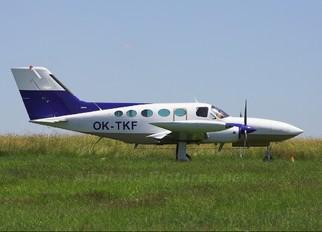 OK-TKF - Private Cessna 421 Golden Eagle