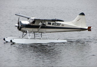 N123EF - Private de Havilland Canada DHC-2 Beaver