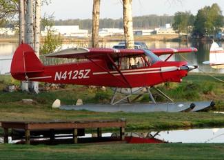 N4125Z - Private Piper PA-18 Super Cub