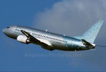 LN-KKZ - Norwegian Air Shuttle Boeing 737-300