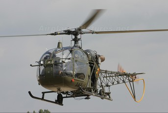 A-47 - Belgium - Air Force Sud Aviation SA-313 / 318 Alouette II (all models)