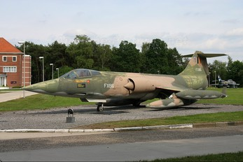 FX-86 - Belgium - Air Force Lockheed F-104G Starfighter